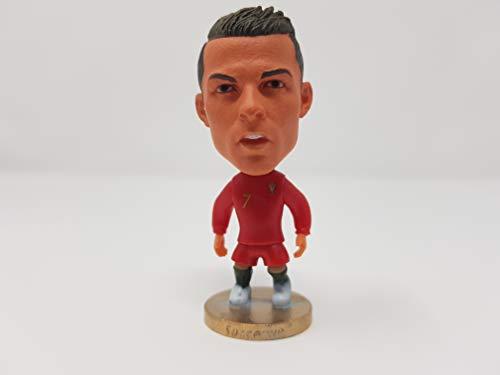 NiDea ND_Cristiano Ronaldo CR7 Portugal 2020 6 cm Harz Fussaball Ronaldo