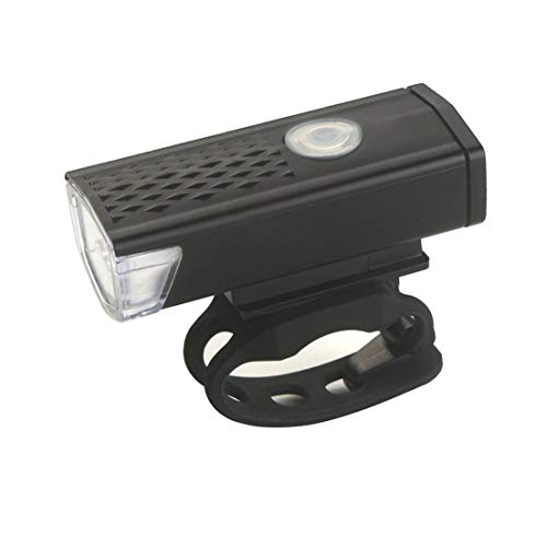 BiaBai Faros delanteros de bicicleta de montaña Luces traseras Paseo nocturno Carga USB Iluminación brillante Equipo de conducción Luces Accesorios