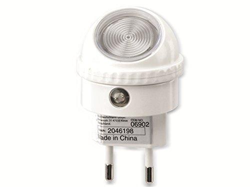 Nachtlicht GRUNDIG, Sensor, 230V, 360° drehbar