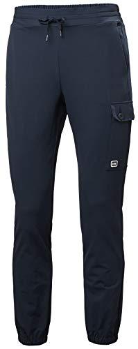Helly Hansen - Pantaloni da Donna Campfire, Donna, 62871, Blu Navy, L