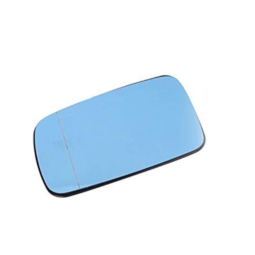 Vokmon Sinistra Fuori Driver Laterale Sostituzione riscaldata Rear View Mirror Riscaldamento retrovisore Specchio di Vetro per E39 51.168.209,811 Mila