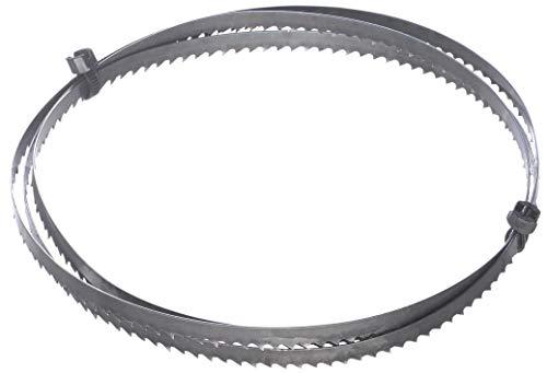 kwb by Einhell Bandsägeblatt 1400 x 8 x 0.65 mm Bandsägen-Zubehör (passend für TC-SB 200, geeignet für Kurven- und Rundschnitte, 6 TPI)