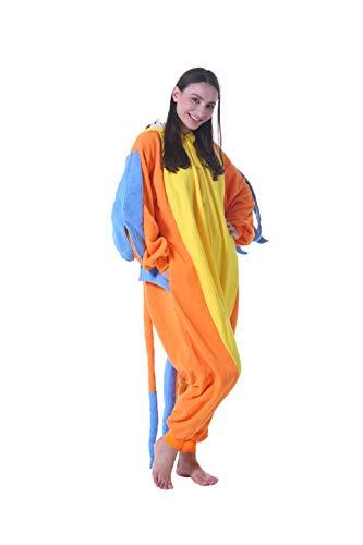 Pijamas de mujer hombre adulto Animal Onesie Novedad Pijamas Ropa de dormir Halloween Homewear de una sola pieza Cosplay Traje de Loungewear