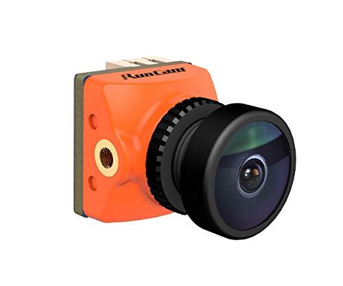 RunCam Racer Nano 2 FPV Camera 2.1mm Lens 1000TVL Cam CMOS OSD FOV 145 Degree Super WDR 6ms 5-36v NTSC PAL 4:3 16:9 for FPV Racing Drone