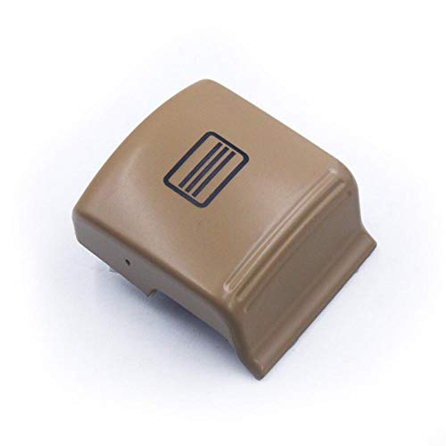 KUANGQIANWEI Botonera elevalunas Techo Solar Sol-azotea del Interruptor de la Ventana botón de Interruptor de Cubierta de plástico en Forma for el Mercedes-Benz Clase S W221 2005-2013 salón S500 S600