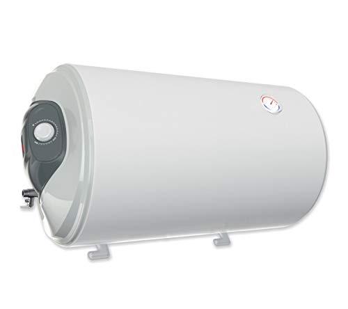 Ryte Eco Termo Eléctrico 100 litros | Calentador de Agua Horizontal izquierda, Serie Premium Eco, Instantaneo - Aislamiento de alta densidad