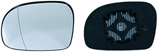 TarosTrade 57-0350-R-50642 Glace De R/étroviseur    Chauffant Bleue Droit