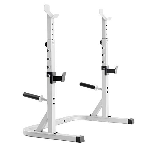 Weider Platinum Squat Rack