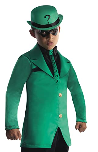 Rubies DC Super Villains Child Riddler Costume