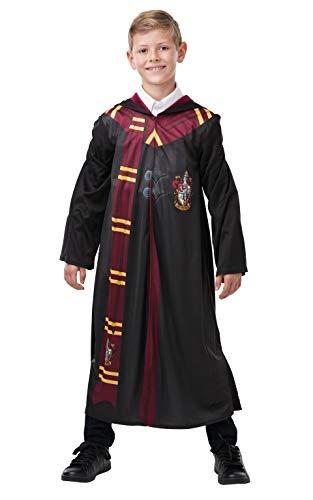 Rubie's - Gryffindor Robe De Chambre, Unisex Children, 300105 1112, Multicolore - Version Anglaise