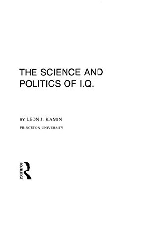 The Science and Politics of I.q.