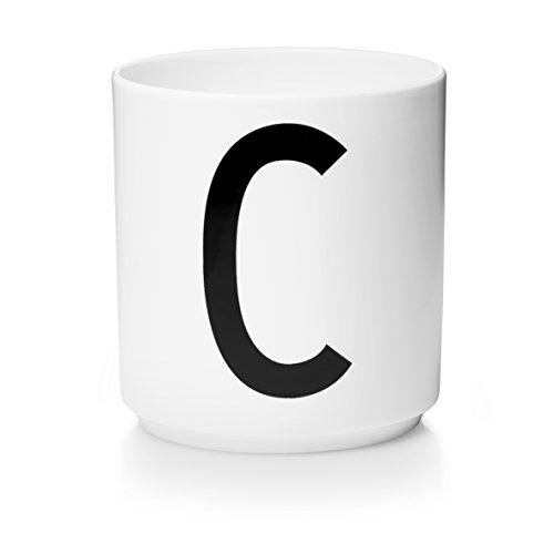 Mug Porcelain Cup Design Letters
