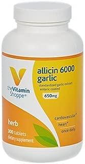 aged garlic extract vitamin shoppe