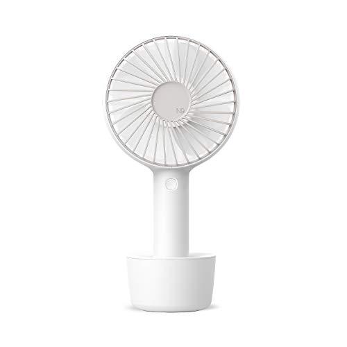 [ルーメナー] エア・サーキュレーター機能付き コードレス扇風機 ファンプロ2 FAN PRO2 ホワイト LUMENAFPWT
