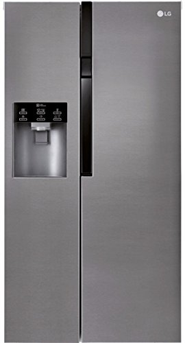 LG GSL361ICEZ nevera puerta lado a lado Independiente Acero inoxidable 591 L A++ - Frigorífico side-by-side (Independiente,...