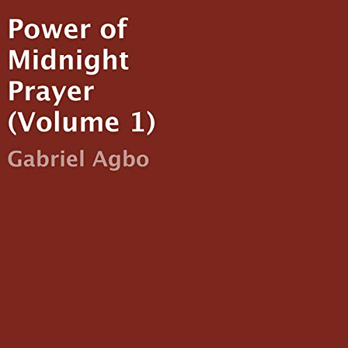 Power of Midnight Prayer cover art