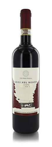 Vino Rosso ''Luci nel Bosco'', Sforzato di Valtellina DOCG, Annata 2017, 75 Cl