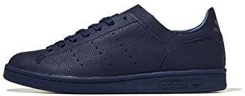 adidas Originals Men's Stan Smith Leather Sock Shoes BZ0231,Size 7