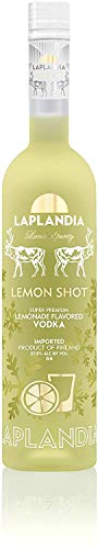 Laplandia Lemon Vodka-Shot, 0,70l, 37,5%Alc.