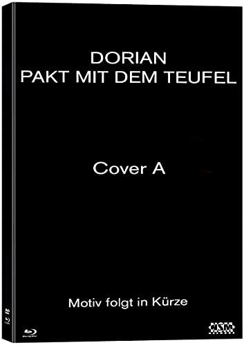 Dorian - Pakt mit dem Teufel [Blu-Ray+DVD] - uncut - limitiertes Mediabook Cover A