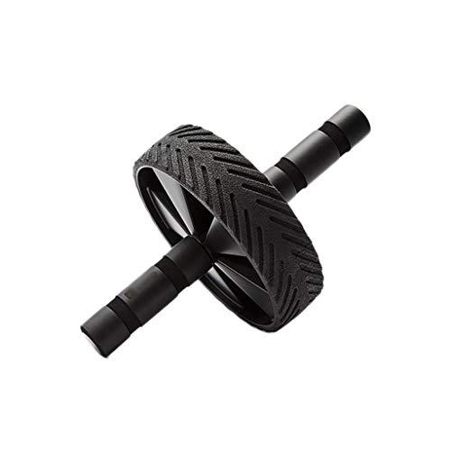 Stone Home Bauchtrainer Heimfitnessgeräte Bauchmuskeln Rad-Training Bauchmuskeln Rad Doppel-Runde Rebound (Size : A)