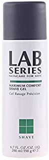 Lab Series Maximum Comfort Shave Gel, 6.7 Ounce by Lab Series