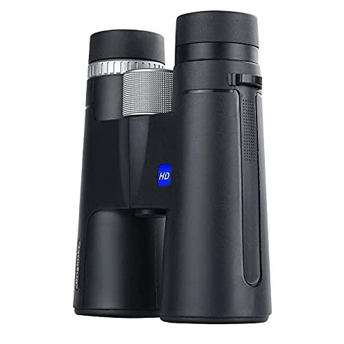 Binocoli 12; 42 occhiali per la visione notturna ad alta potenza ad alta definizione per condizioni di scarsa illuminazione Telescopio, binocolo, telescopio per principianti, piccolo telescopio