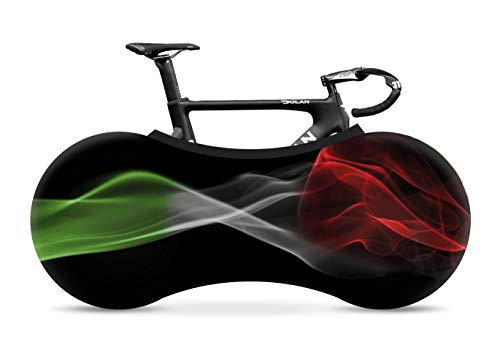 Velo Sock Italy, Bike Cover Unisex-Adult, Taglia unica