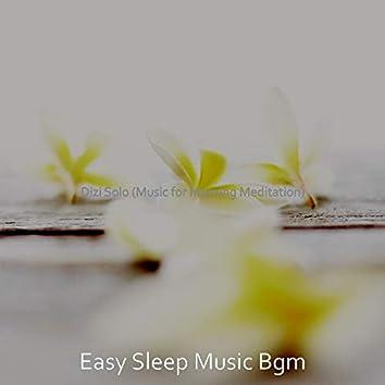 Dizi Solo (Music for Morning Meditation)