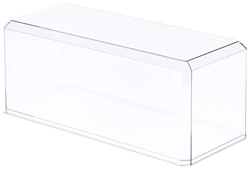 Price comparison product image Pioneer Plastics Clear Acrylic Display Case for 1:18 Scale Cars