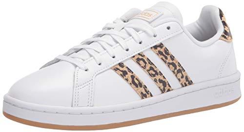 adidas Zapatillas de Fitness Grand Court para Mujer., Color, Talla 38.5 EU