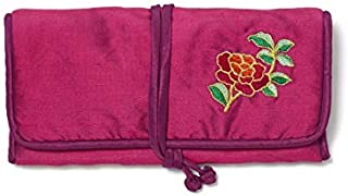 MMA Jewelry Roll Group, Rose, One_Size