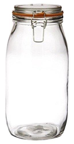 Stalwart P495Einmachglas, 3l Fassungsvermögen, 107oz