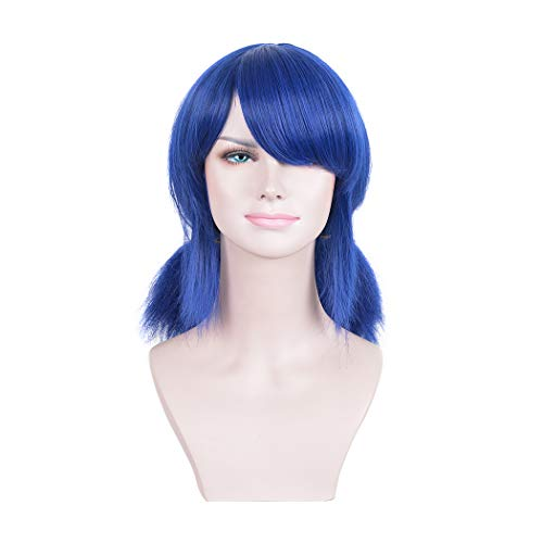 SiYi Wig for 8+ Kids or adult Halloween Cosplay Wig