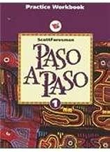 Paso a Paso: Level 1, Practice Workbook