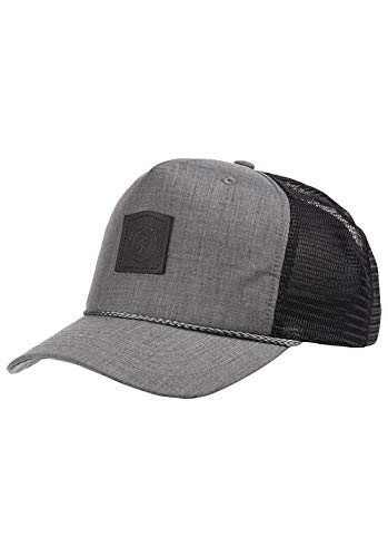 Element Gorra Wolfeboro Trucker Cap 4215 Mid Grey Heather