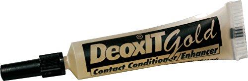 Deoxit® oro G-Series–Contacto Enhancer, acondicionado & pantalla