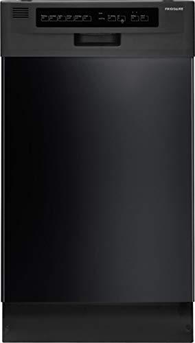 Frigidaire FFBD1821MB 1800 18' Black Full Console Dishwasher - Energy...
