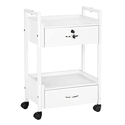 Mefeir Salon Trolley Cart