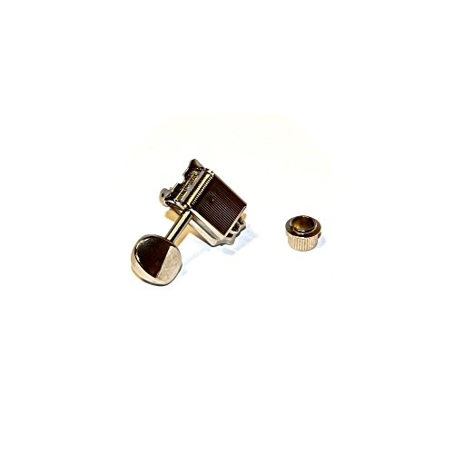 Fender American Vintage lefthanded Chrome Tuners