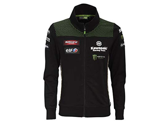 Kawasaki WSBK Sweatshirt Jacke Damen (2XL)