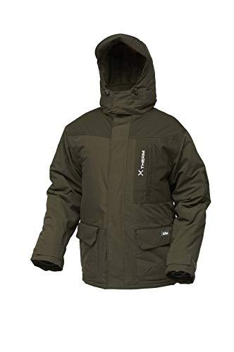 Dam Xtherm Winter Suit, 2-teiliger Deluxe-Thermoanzug und Kälteschutz in den Größen M-3XL, wasserdicht (8000mm Wassersäule), 100{74845600e12b75fc61a7ea167cbf1183ee6492164464a51426e5906359288d3c} Polyester (Größe XXL)