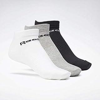 Reebok Unisex Act Core Low Cut Sock 3P Socks