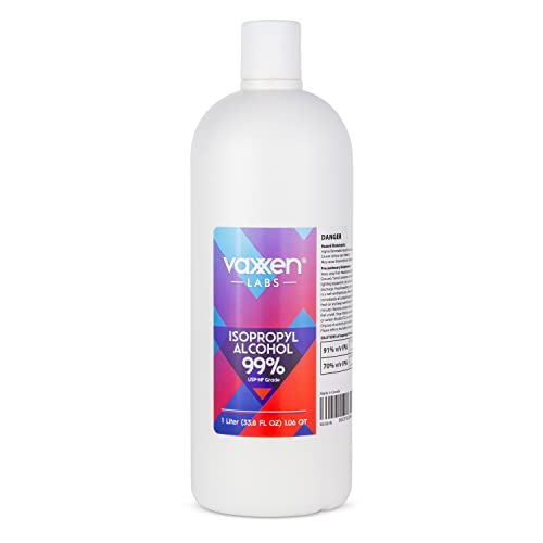 Isopropyl Alcohol 99% (IPA) Made in USA - USP-NF...