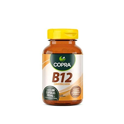 Vitamina B12 (60 cápsulas) - Copra