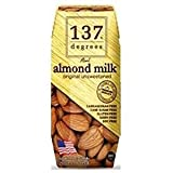 137degrees アーモンドミルク 180ml × 36本 / 137degrees Almond Milk 180ml x 36