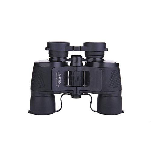 CENPEN Monocular telescopio binoculares de visión nocturna de los prismáticos de alta definición HD Grandes Objetivos impermeable Multi Coating Negro BAK4 Paul Prisma es adecuado for Pesca Caza Negro