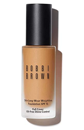 Bobbi Brown Skin Long-Wear Weightless Foundation Broad Spectrum SPF 15 - Warm Beige (3.5) - 1 fl oz/30 ml