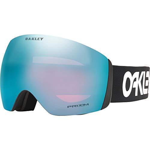 Oakley Flight Deck Masque de Ski Mixte Adulte,Noir