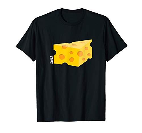 Emmental (Swiss) Cheese T-Shirt